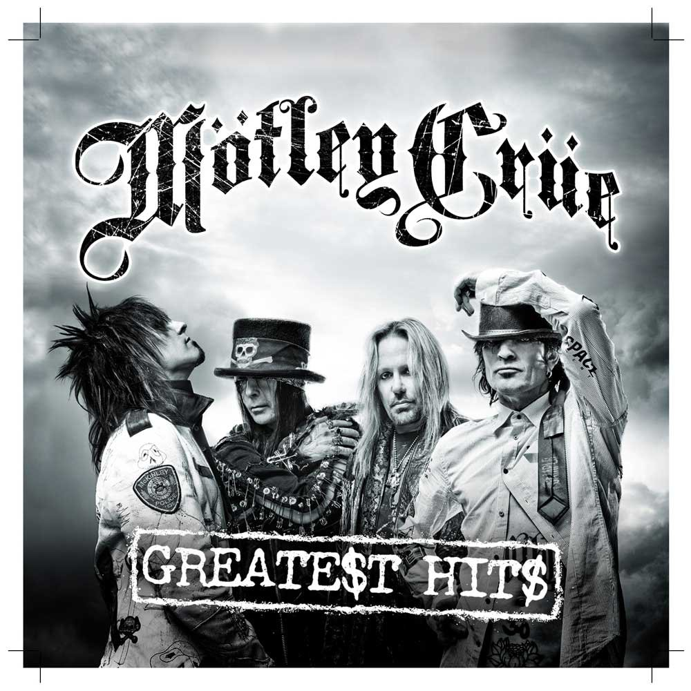 CD : Motley Crue - Greatest Hits (CD)