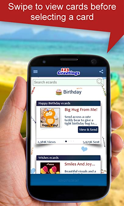 Amazon 123greetings ecards birthday love more appstore amazon 123greetings ecards birthday love more appstore for android m4hsunfo