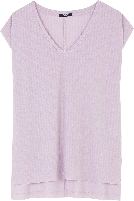 Parfois - Camiseta Lateral - Mujeres