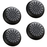 Fosmon [Set of 4] Analog Stick Joystick Controller Performance Extended Thumb Grips for Xbox One | One X | One S | One Elite