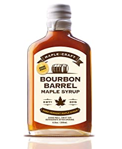 Maple Craft Foods, Bourbon Barrel Aged Vermont Maple Syrup