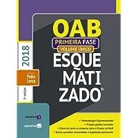 OAB Esquematizado. 1ª Fase