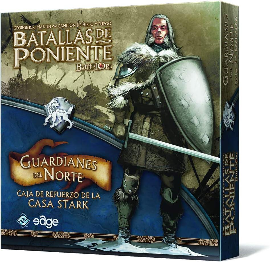Batallas de Poniente, Expansión Guardianes del Norte (Stark): Fantasy Flight Games: Amazon.es: Juguetes y juegos
