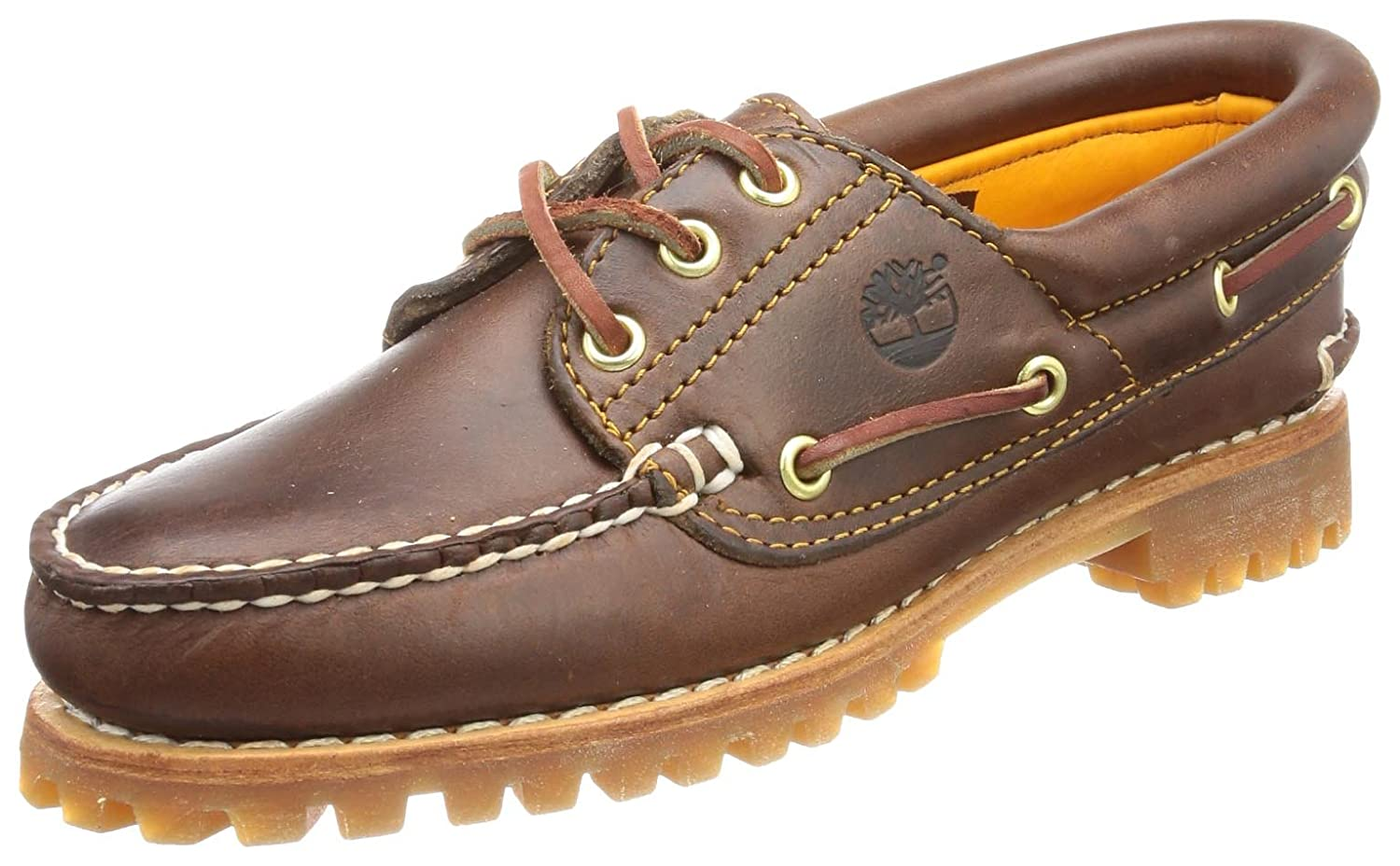 Timberland 51304 Heritage Noreen 3-Eye Noreen Handsewn, Mocassins Smooth) Femme, 18281 Marron (Brown Smooth) Marron (Brown Pull Up) b26c4a1 - shopssong.space