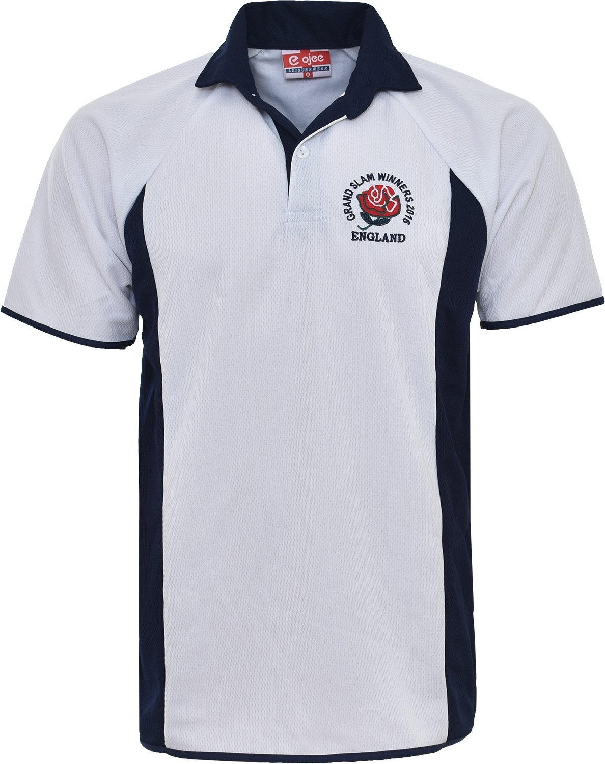 Activewear England Rugby Grand Slam Winners 2016 - Camiseta de ...
