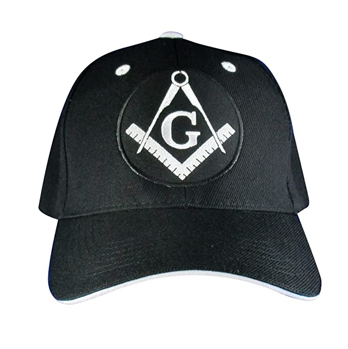 Amazon Affinityaddons Masonic Symbol Hat Embroidered Mason