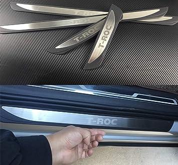 Barra para embellecedor trasero Emblem Trading con aspecto de acero inoxidable para maletero trasero, accesorio