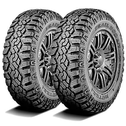 All Terrain Tires >> Amazon Com Set Of 2 Two Muteki Trail Hog A T All Terrain