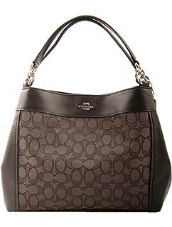 Coach Signature PVC Drawstring Carryall  Handbags  Amazon.com 2b9ed38a5014e
