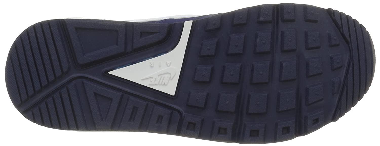 Nike Damen WMNS Air Max IVO IVO IVO Fitnessschuhe schwarz und lilat 37.5 EU ff3d6a