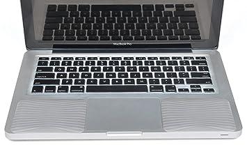 Cosmos® Almohadillas Reposamuñecas (silicona) para Apple MacBook Pro y otros ordenador portátil: Amazon.es: Oficina y papelería