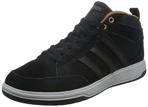 9d015faafc7d adidas Men s Trainers Black Cblack Cblack Magold  Amazon.co.uk ...
