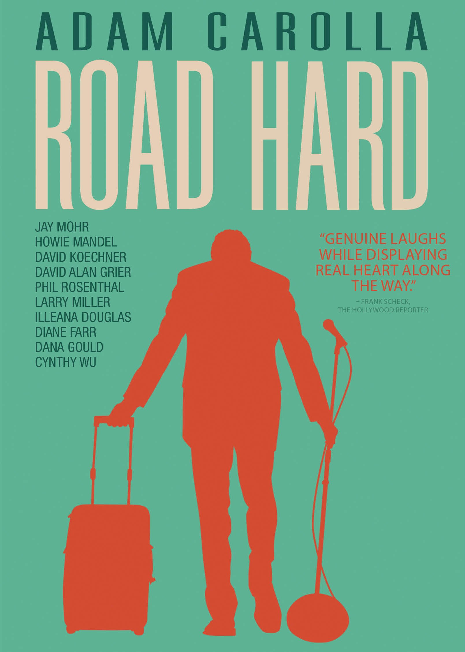 DVD : Road Hard (DVD)