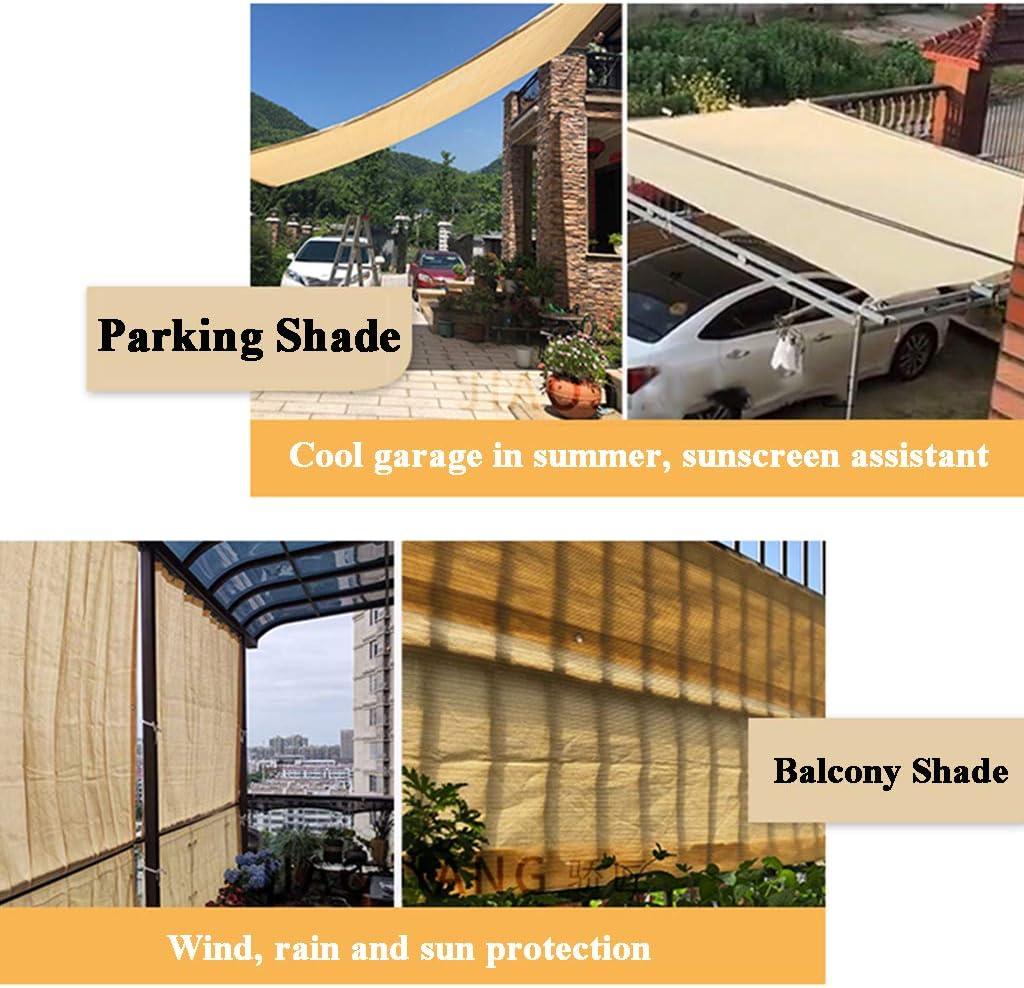 GAD® 85% Sun Shade Fabric, Sun-Block Net Mesh Shade para ...