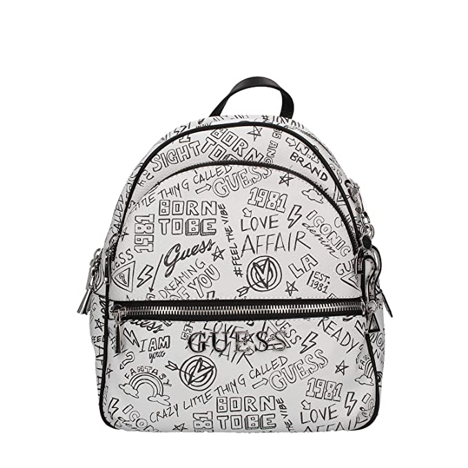 GUESS mochila MANH BACKP GRAFFITI HWVY6994320: Amazon.es: Zapatos y complementos