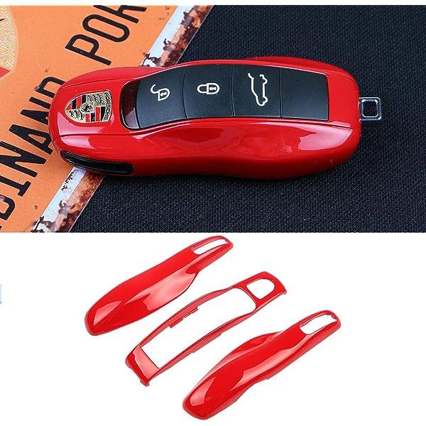 Keyless Entry Remote Car Key Fob for Porsche Panamera 911 Cayenne KR55WK50138,by AUTOKEYMAX PAIR