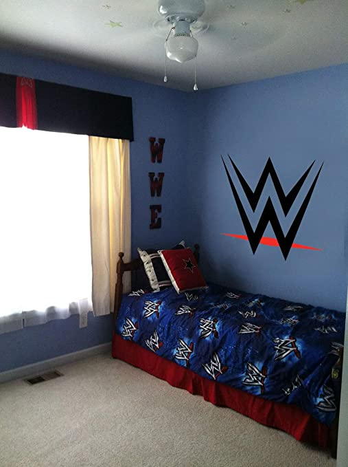 Wwe Logo Wwe Wrestling Wwe Bedroom Wwe Bedroom Decor Wwe Logo
