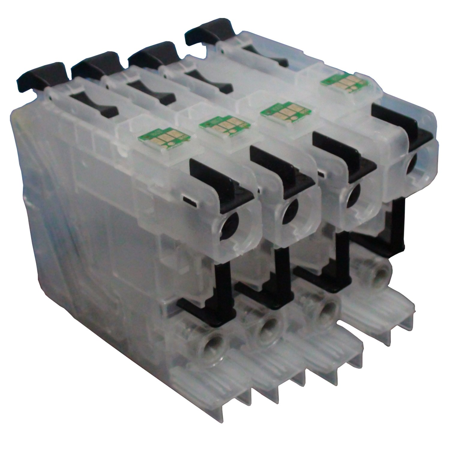 CEYE for Brother MFC-J985DW J985DWXL J5920DW Refillable Ink Cartridge LC20E Empty by CEYE (Image #2)