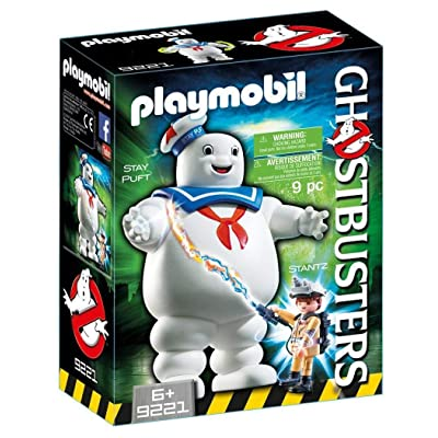 PLAYMOBIL Stay Puft Marshmallow Man: Toys & Games
