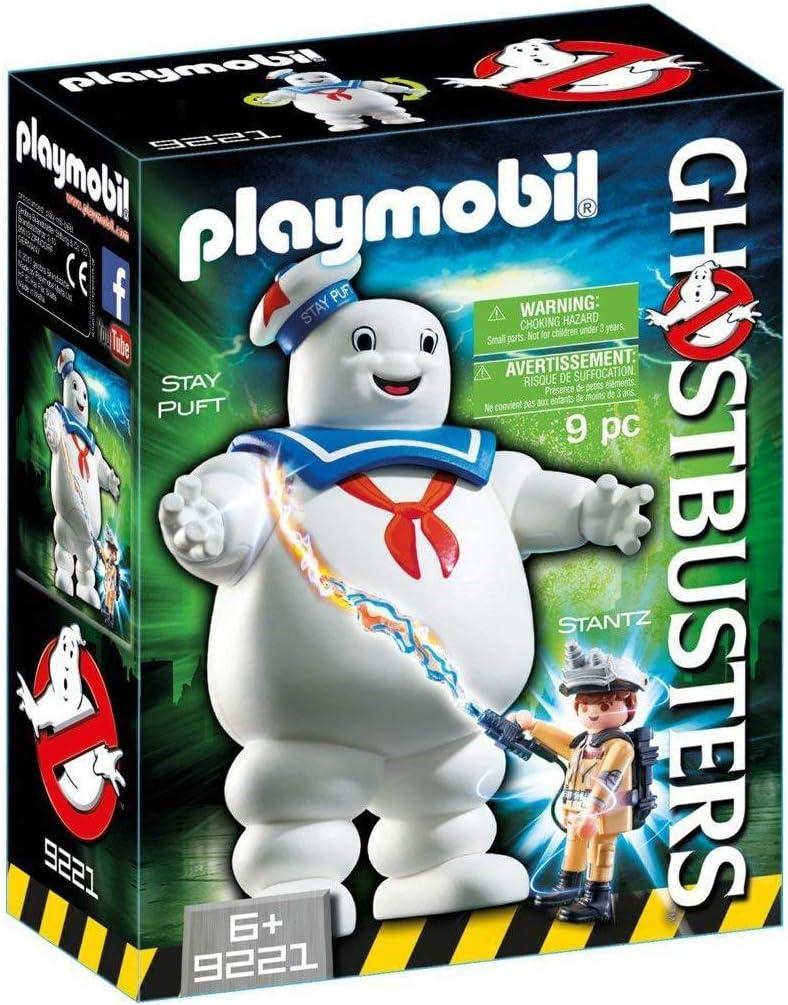 PLAYMOBIL Ghostbusters Muñeco Marshmallow, a Partir de 6 Años ...