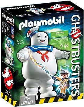 Comprar PLAYMOBIL Ghostbusters Muñeco Marshmallow, a Partir de 6 Años (9221)