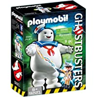 Playmobil Ghostbusters: Muñeco de Malvavisco Marshmallow