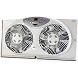 Bionaire BWF0910AR-WCU Remote Control Window Fan