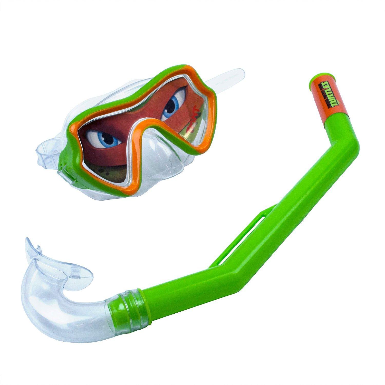 [並行輸入品] Teenage and Mask Snorkel Mutant Turtles B015T7HY8E Ninja Child