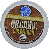 nanland Colombian Organic Single Serve K-cup, 42 Count