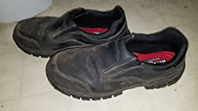 To me: the best steel toe shoe ever!