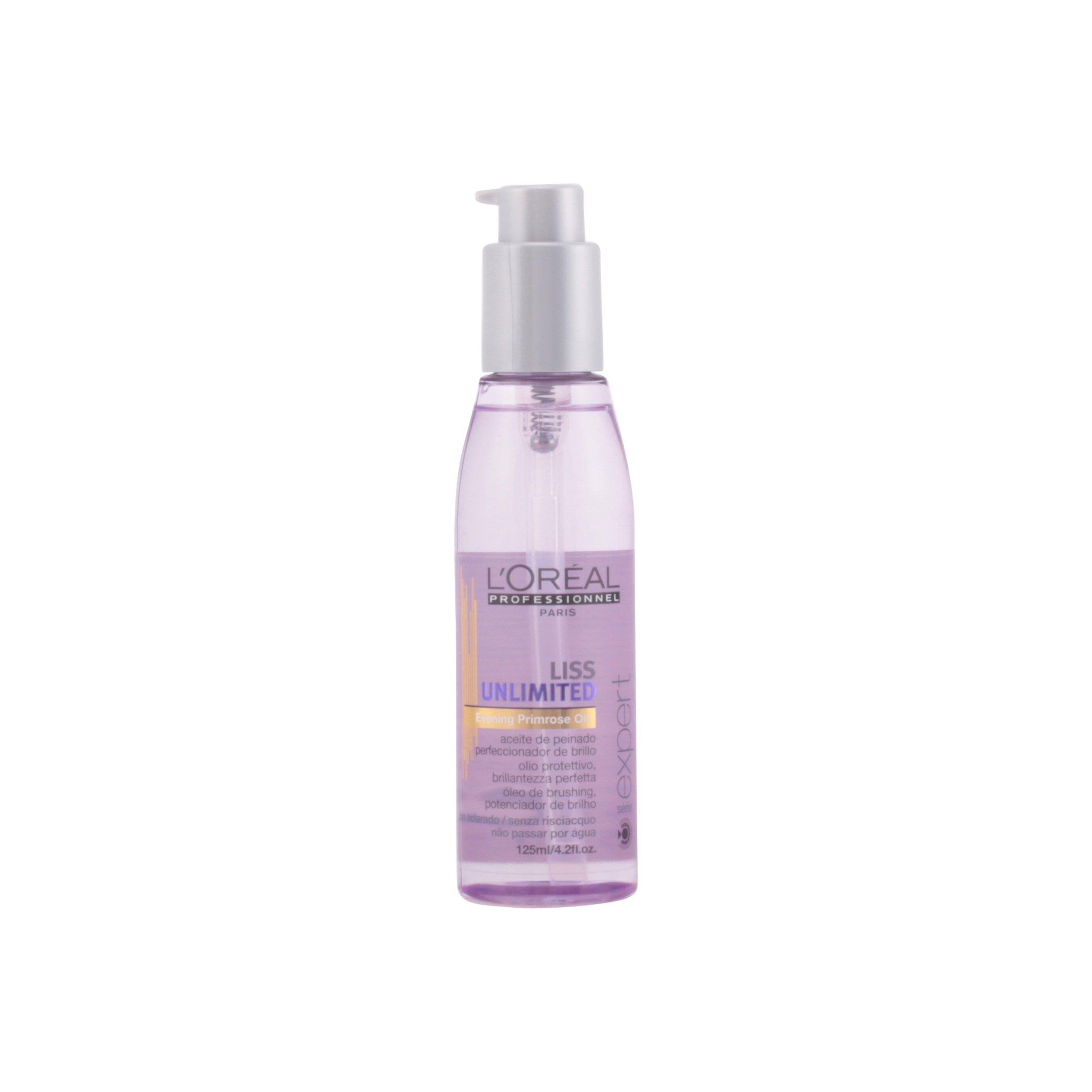 f6ca9b0ca Amazon.com: L'Oreal Liss Unlimited Evening Primrose Oil, 4.2 Ounce: Beauty