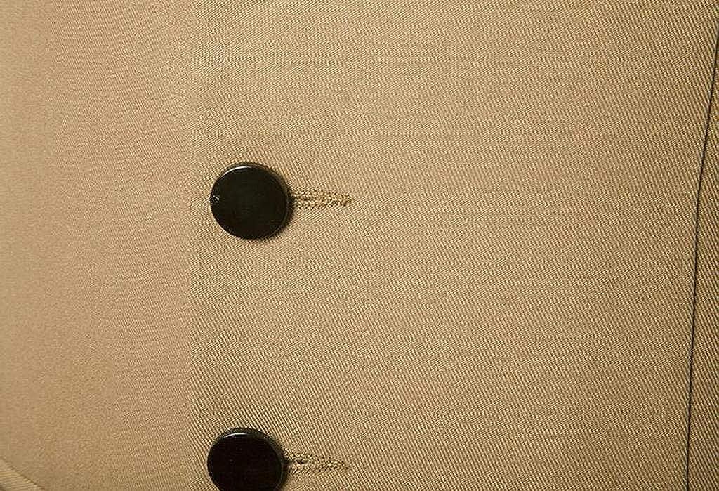 MK988 Mens Sleeveless Slim Fit Formal Solid Color Suit Vests