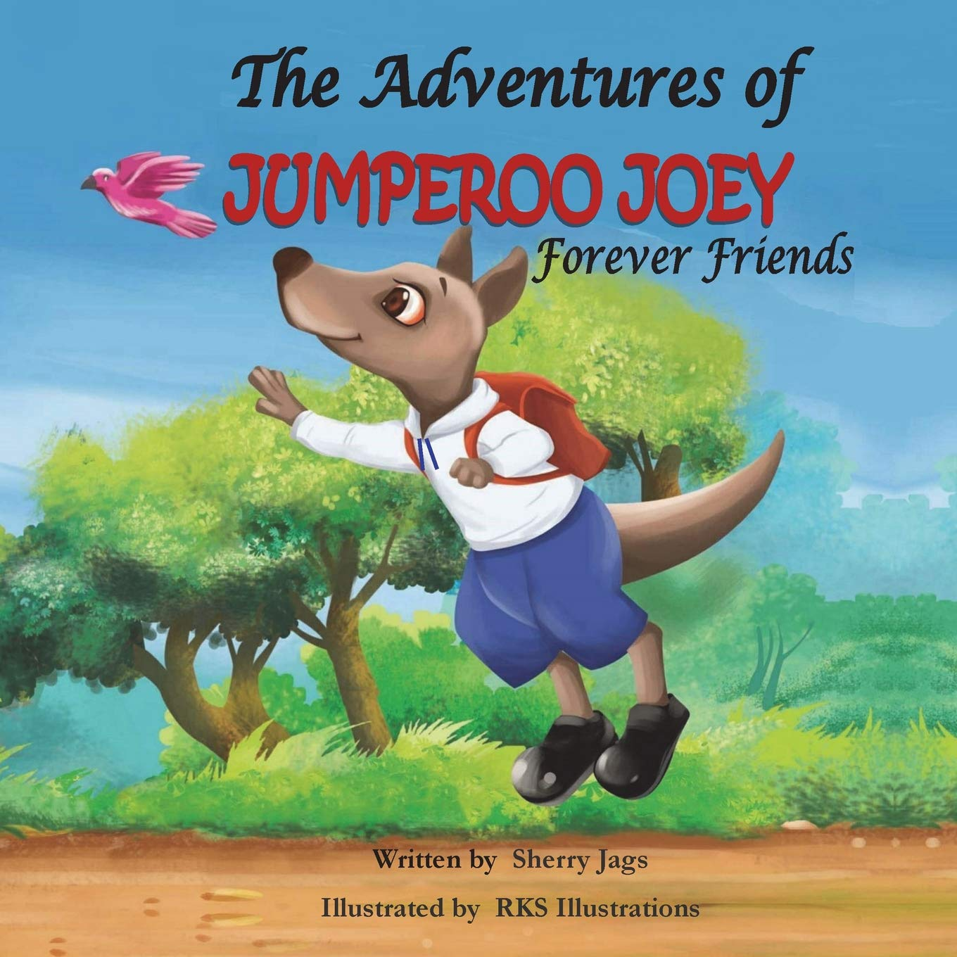 Download The Adventures of Jumperoo Joey Forever Friends ebook