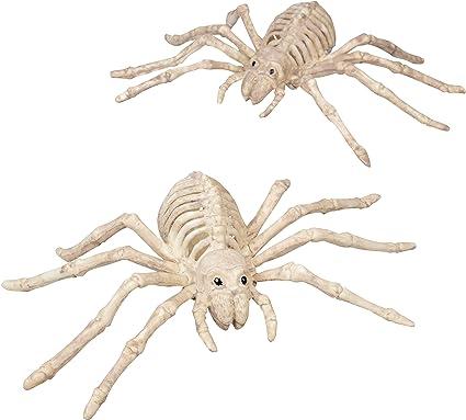 Halloween Party Prop Spider Skeleton Decoration