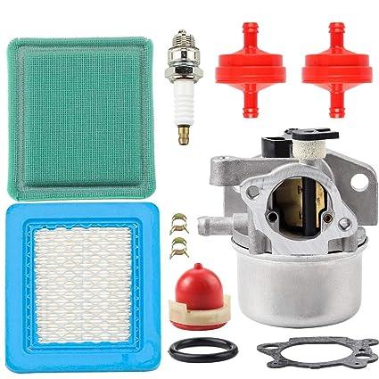 Amazon.com: Leopop Carburetor con filtro de aire filtro de ...