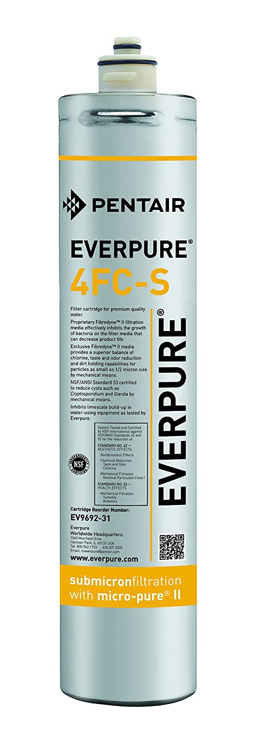 Everpure EV9692 31 4FC S Filter Cartridge