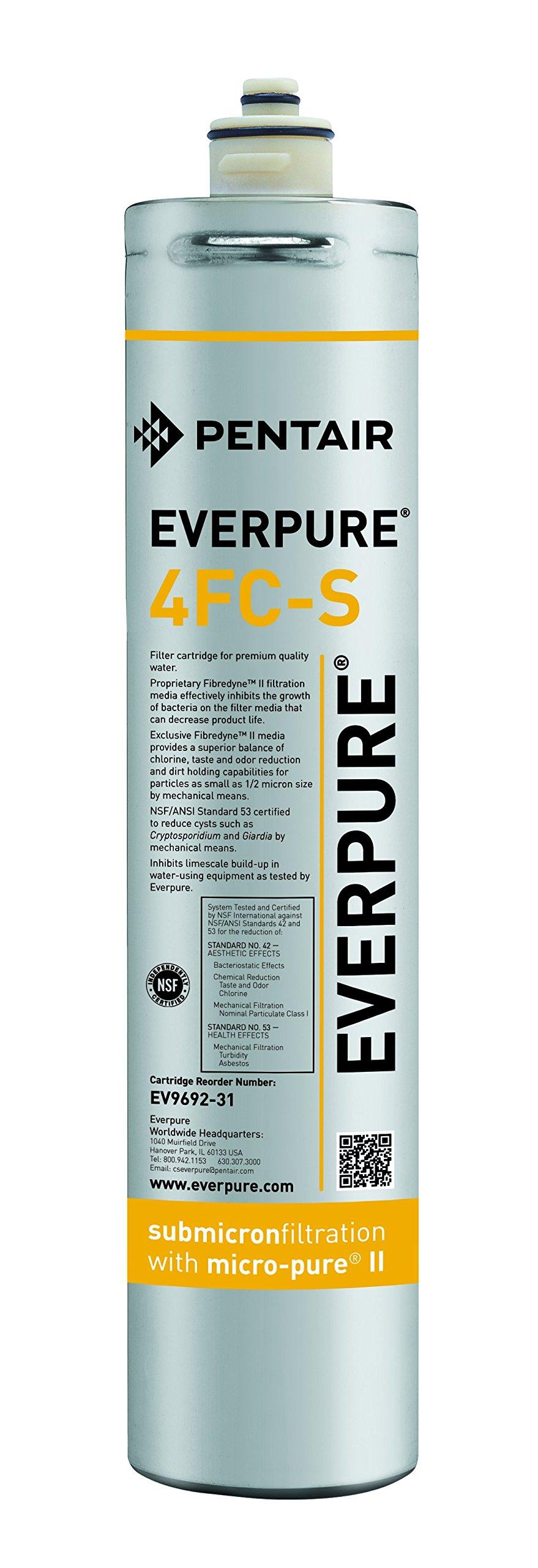 Everpure EV9692-31   4FC-S Filter Cartridge