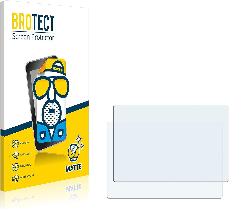 Matte Anti-Glare 2X Matte Screen Protector for GoPro Hero3 White Anti-Scratch BROTECT