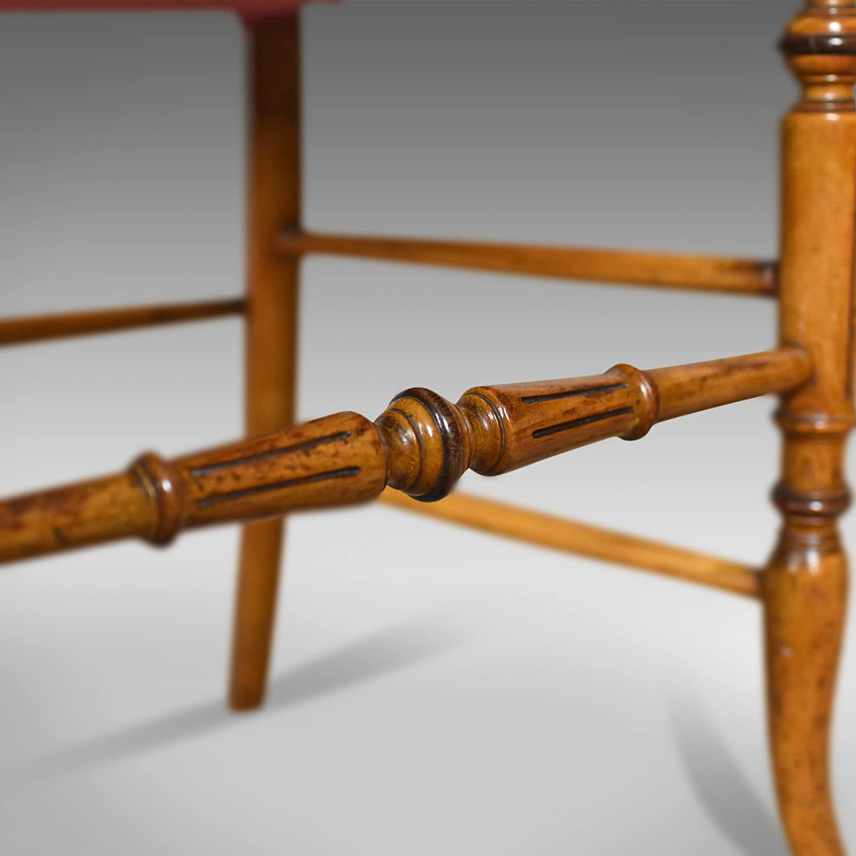London Fine Antiques 1880 - Par de sillas Antiguas ...