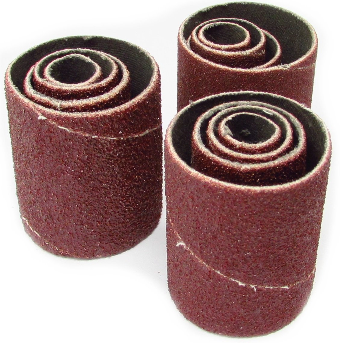 2 inch Long Sanding Drums and Sleeves Set of 28