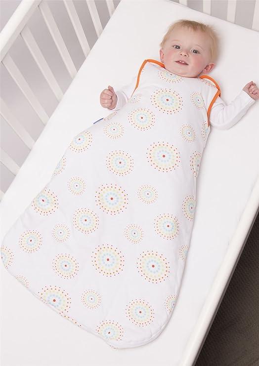 Grobag Saco de dormir (simplemente Grobag gama) – Fuegos artificiales 2,5 tog (18 – 36 meses): Amazon.es: Bebé