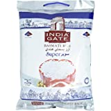 INDIA GATE Super Basmati 5Kg (Pack of 1)