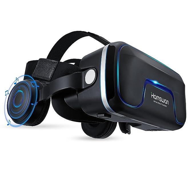 40cd188448f HAMSWAN VR Headsets