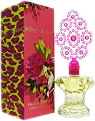 Betsey Johnson Eau De Parfum Spray for Women, 3.4 Ounce