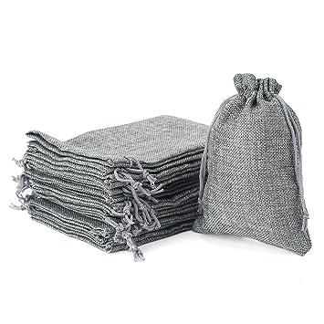 Amazon.com: Wuligirl - Bolsitas de terciopelo con cordón ...