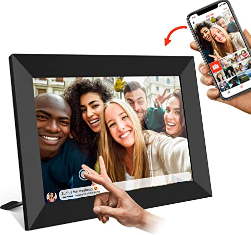 FRAMEO Digital Picture Frame WiFi 10 inch