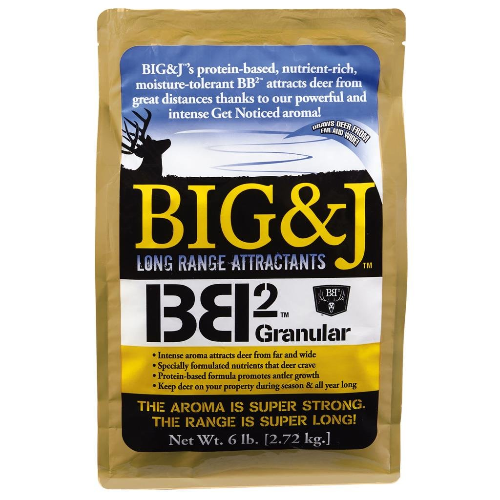 Big & J Industries BB2 Nutritional Deer Supplement (6 pound bag)