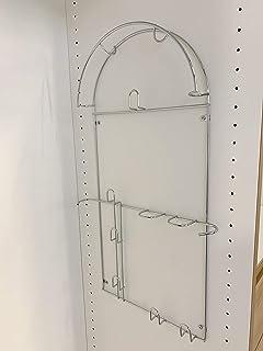 Soporte plateado de manguera de aspiradora, de Variera: IKEA of ...