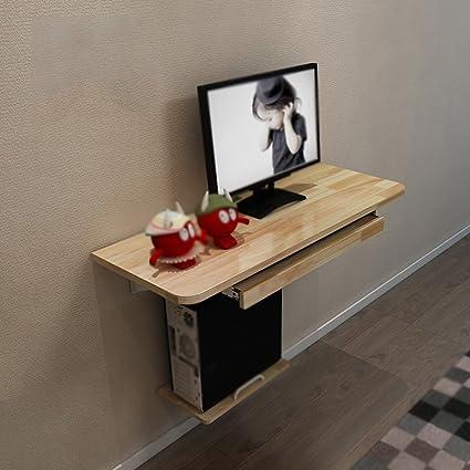 Amazon.com: Xiaolin Table Wall-Mounted Desk Bedroom Computer ...