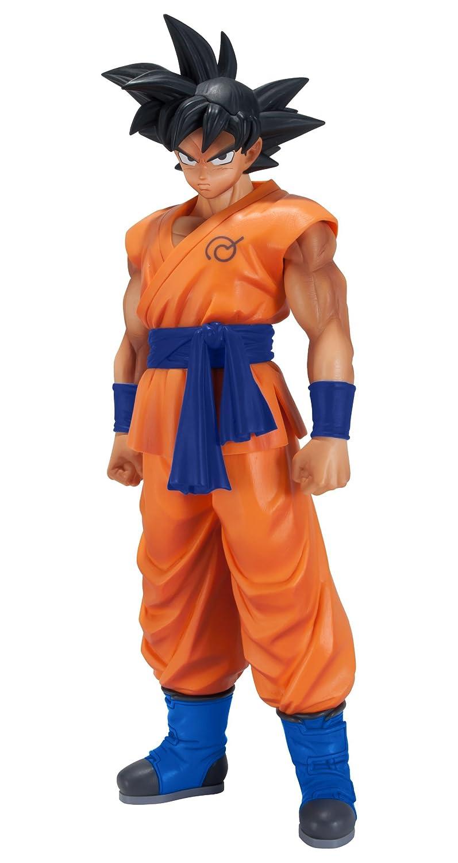Banpresto – Juego de Construcción Master Stars Piece Son Goku, 25 cm